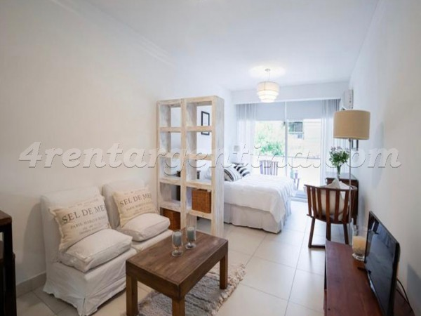 Cabello et Bulnes I: Apartment for rent in Palermo