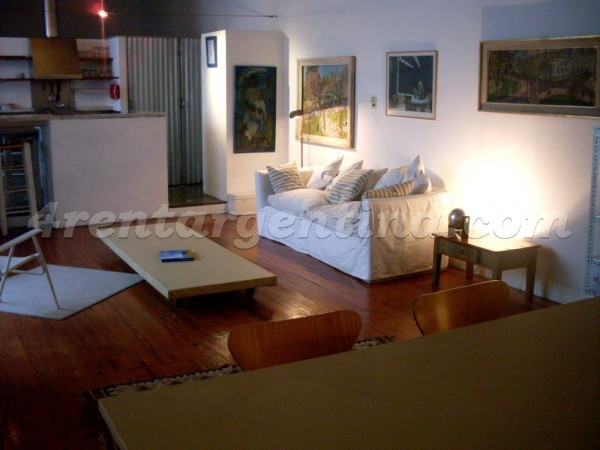 Gascon and Honduras: Apartment for rent in Palermo