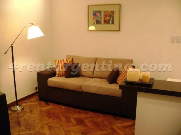 Apartment Tacuari and Carlos Calvo I - 4rentargentina