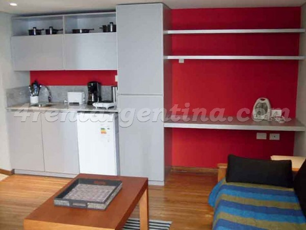 Apartment Bme. Mitre and Libertad - 4rentargentina
