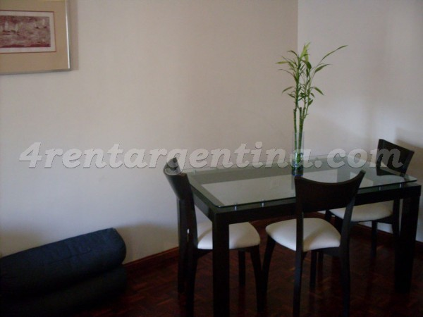 Apartment Anchorena and Arenales I - 4rentargentina