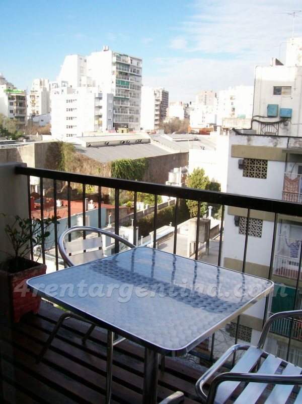 Malabia and Nicaragua: Apartment for rent in Buenos Aires