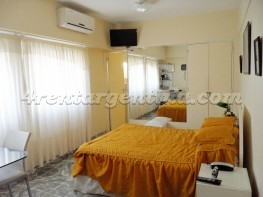 Apartamento Azcuenaga e Guido XVI - 4rentargentina
