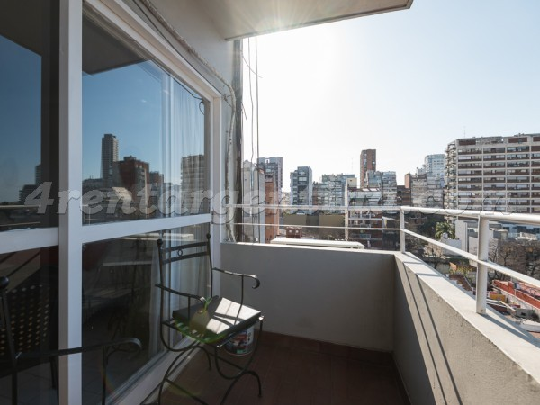 Apartment Baez and Arevalo I - 4rentargentina