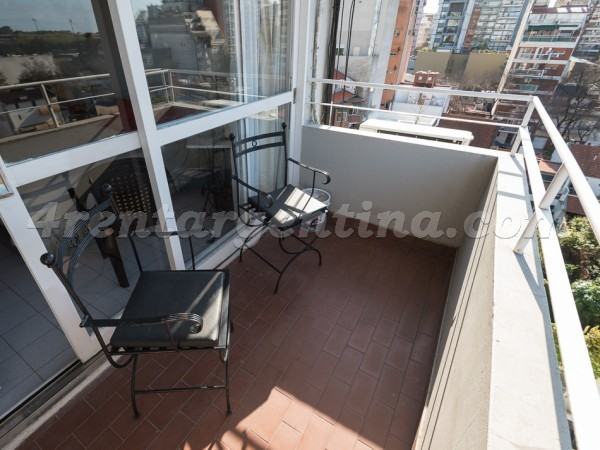 Baez and Arevalo I: Furnished apartment in Las Ca�itas