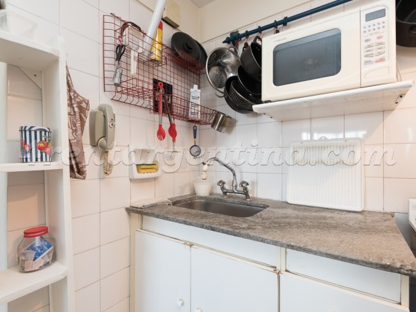 Baez and Arevalo I, apartment fully equipped