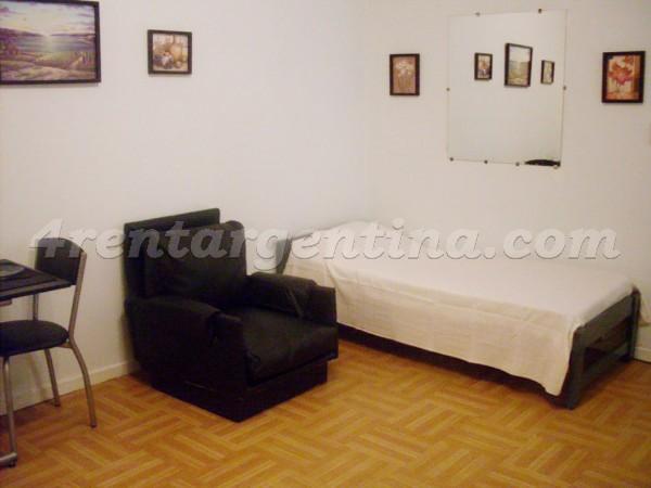 Apartamento Ayacucho e Melo II - 4rentargentina