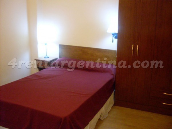 Apartment Tucuman and Suipacha - 4rentargentina