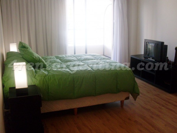 Uriarte et Paraguay II: Apartment for rent in Palermo