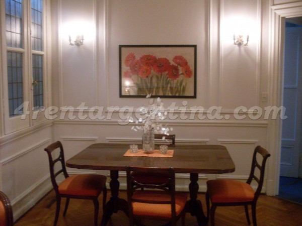 Santa Fe and Bulnes: Apartment for rent in Buenos Aires