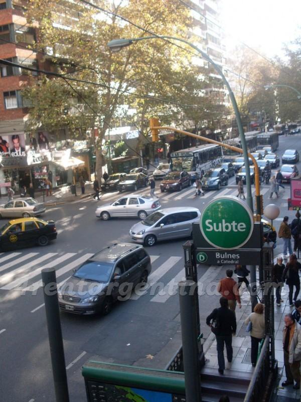 Departamentos Palermo Santa Fe Y Bulnes Apartamento