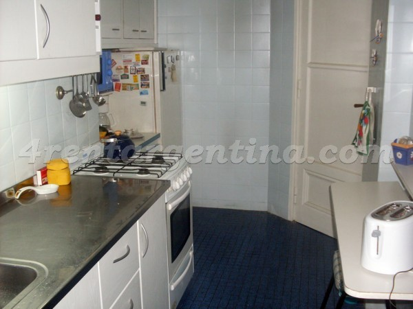 Apartment Santa Fe and Bulnes - 4rentargentina