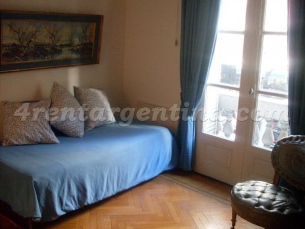 Santa Fe and Bulnes: Apartment for rent in Palermo