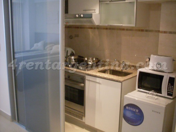 Apartment Coronel Diaz and Arenales I - 4rentargentina