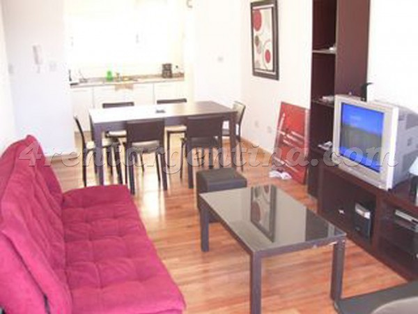 Vera et Acevedo I: Apartment for rent in Buenos Aires