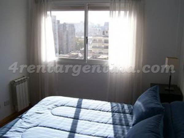 Vera and Acevedo I: Furnished apartment in Almagro