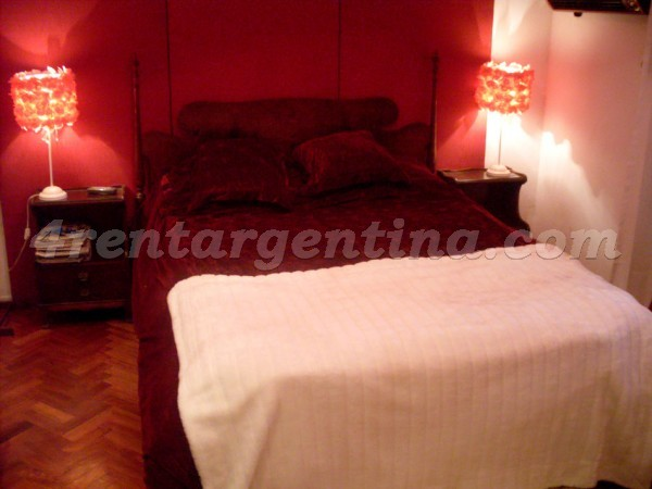Gallo and Paraguay: Apartment for rent in Buenos Aires