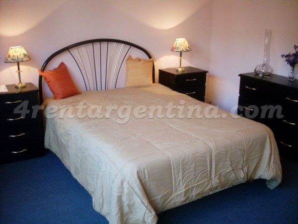 Apartment Peron and Callao - 4rentargentina