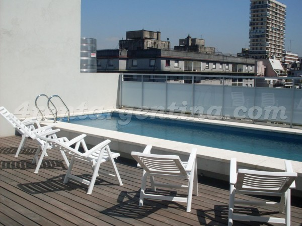 Ortega y Gasset et Libertador I: Apartment for rent in Las Ca�itas