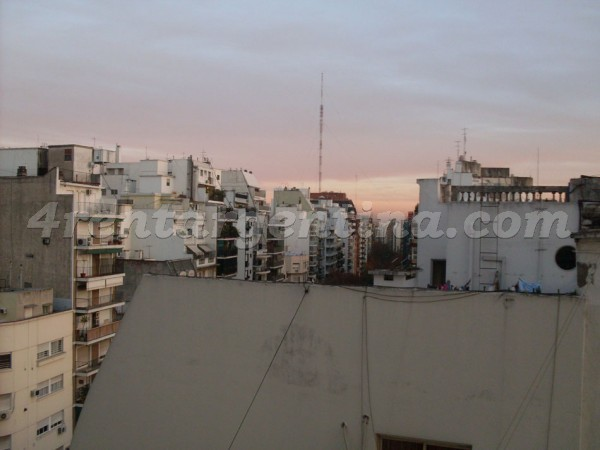 Pueyrredon and Pe�a II: Apartment for rent in Recoleta