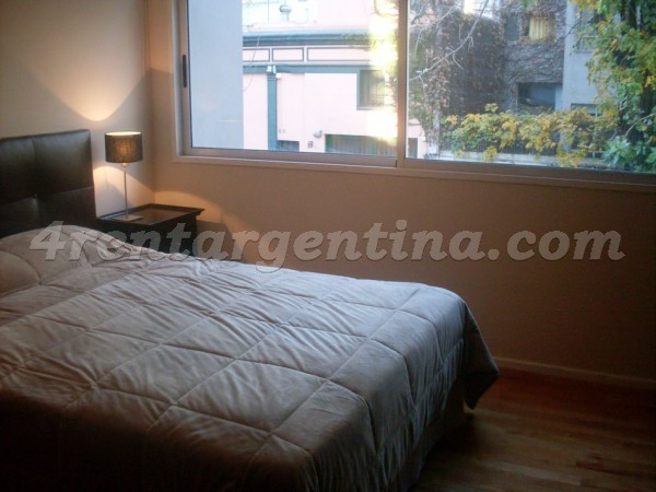 Arevalo and Nicaragua: Apartment for rent in Buenos Aires