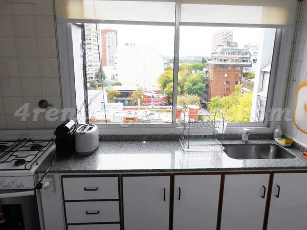 Apartment Arevalo and Huergo - 4rentargentina