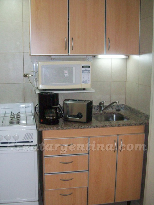 Recoleta Apartment for rent