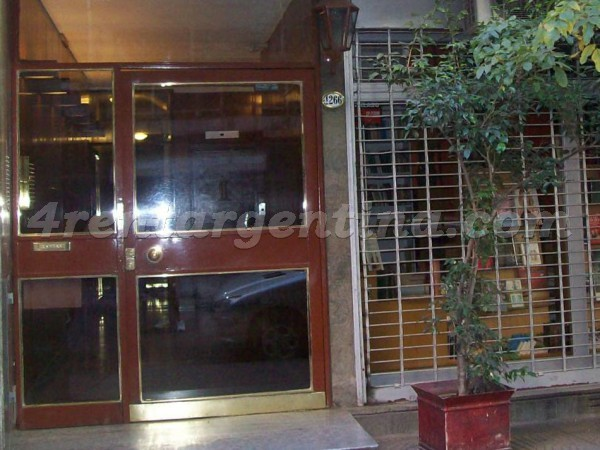 Apartment Junin and Juncal II - 4rentargentina