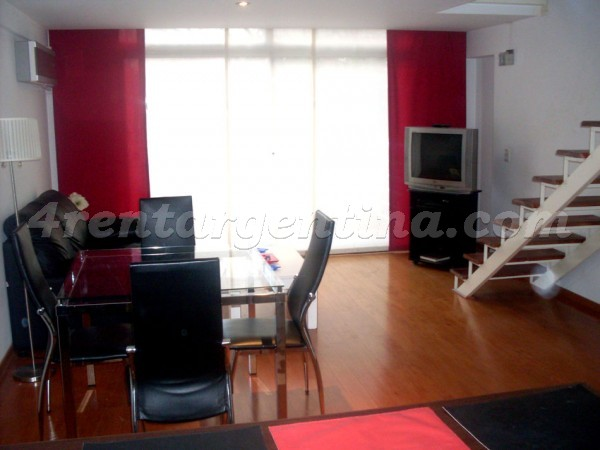 Apartment Chenaut and L.M. Campos - 4rentargentina