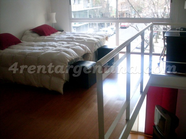 Chenaut and L.M. Campos: Apartment for rent in Las Ca�itas