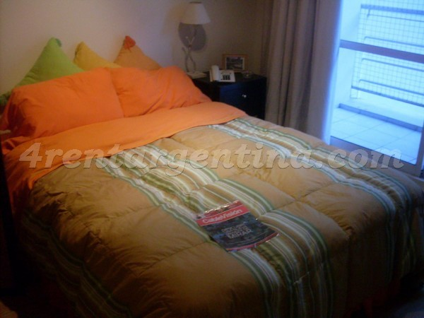 Godoy Cruz and Cervi�o V, apartment fully equipped