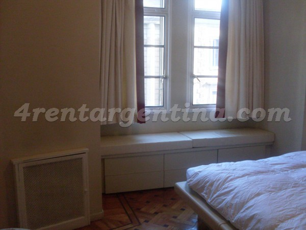 Apartment Callao and Lavalle - 4rentargentina