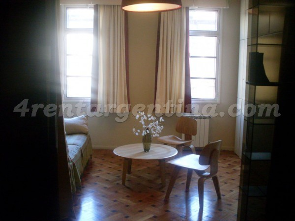 Apartment Callao and Lavalle - 4rentargentina