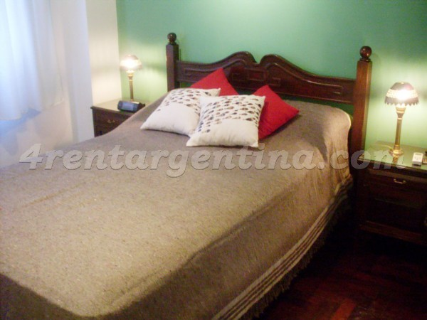 Apartment Belgrano and Solis - 4rentargentina