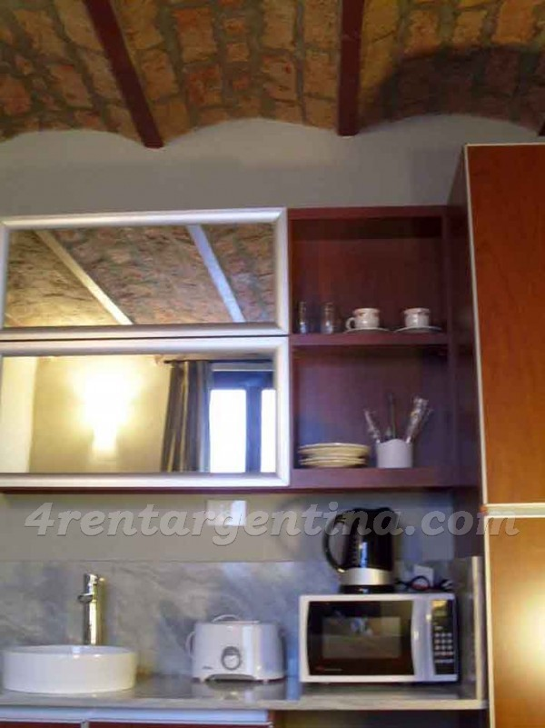 Bme. Mitre and Libertad VIII: Apartment for rent in Buenos Aires
