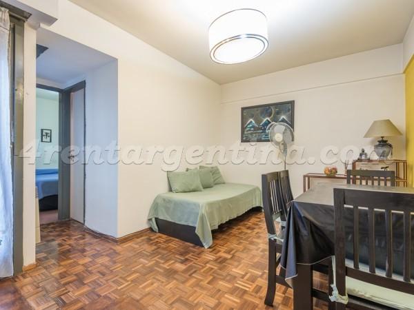 La Pampa and Ciudad de la Paz: Apartment for rent in Belgrano