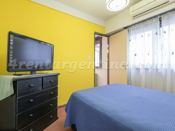 Apartment for temporary rent in Belgrano