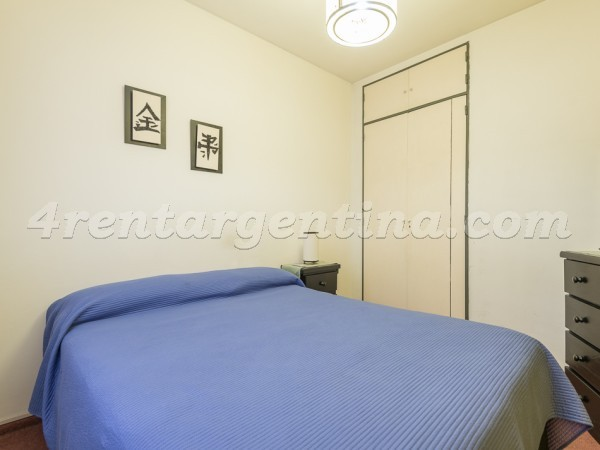 La Pampa and Ciudad de la Paz: Apartment for rent in Belgrano