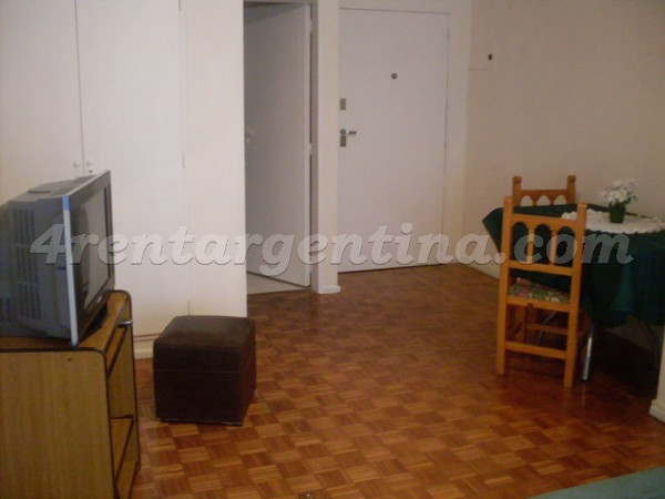 Apartment Billinghurst and Melo I - 4rentargentina
