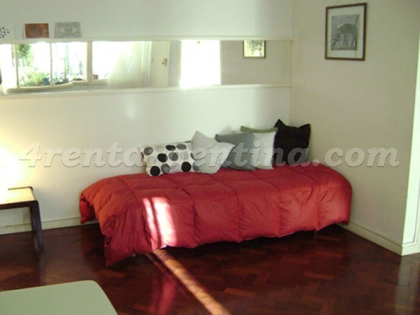 Colegiales Apartment for rent
