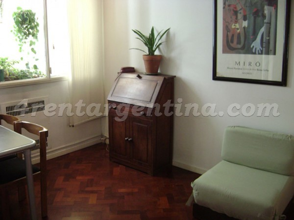 Federico Lacroze and Fraga: Apartment for rent in Buenos Aires