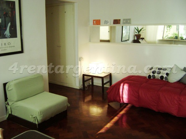 Apartment Federico Lacroze and Fraga - 4rentargentina