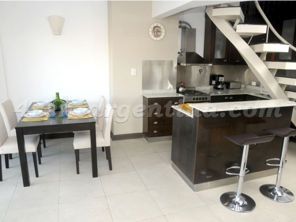 Concepcion Arenal and Conesa I, apartment fully equipped