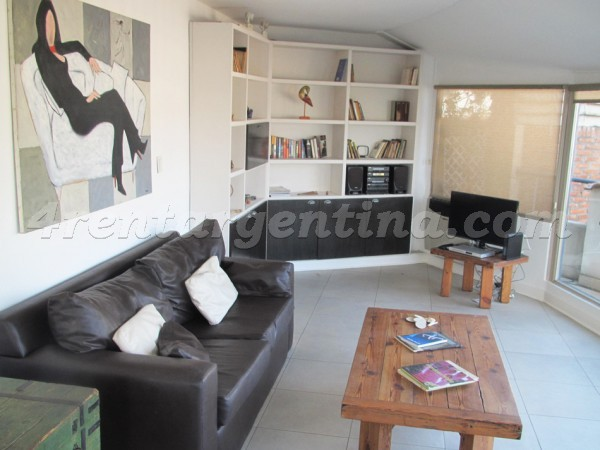 Concepcion Arenal and Conesa I: Apartment for rent in Buenos Aires