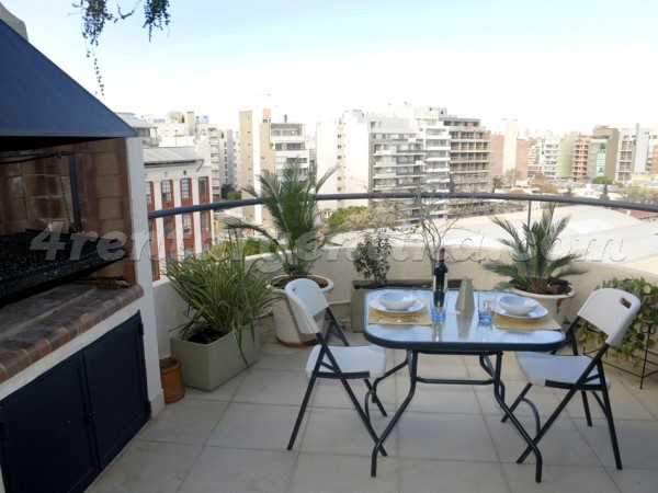 Concepcion Arenal et Conesa I: Apartment for rent in Buenos Aires