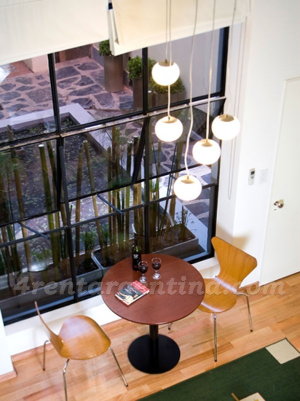 Finochietto et Bolivar: Furnished apartment in San Telmo