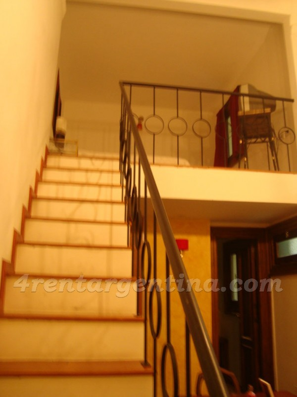 Finochietto and Bolivar I: Furnished apartment in San Telmo