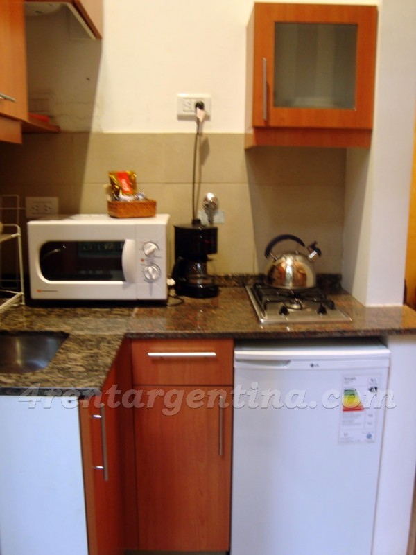 Finochietto and Bolivar I, apartment fully equipped