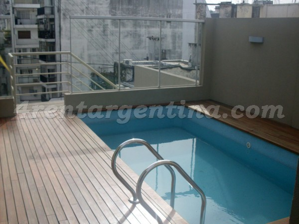 Apartment Arenales and Callao I - 4rentargentina