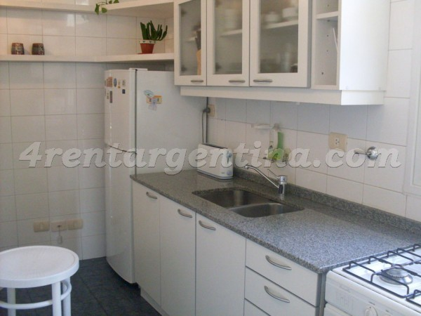 Concepcion Arenal and Cordoba I: Apartment for rent in Colegiales